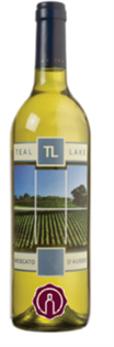 Teal Lake Moscato d'Aussie 2012 750ml - Case of 12